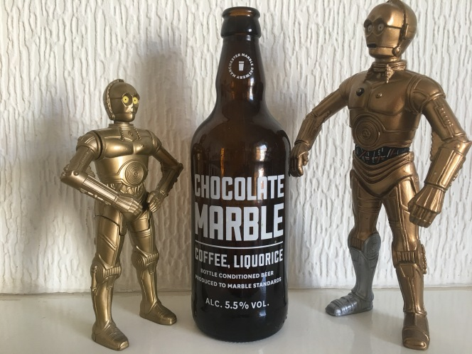 marble beers choclate marble review