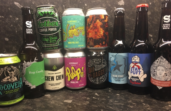 house of trembling madness beer haul
