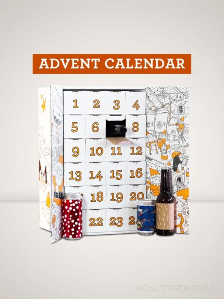 honest brew advent